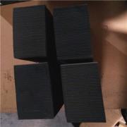 厂家直销蜂窝状活性炭 媒质柱状蜂窝活性炭 废气处理木质活性炭