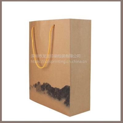 深圳手提袋制定哪里卖 纸袋印刷多少钱