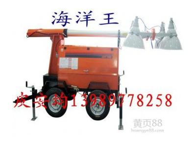 LSFW6100A全方位大型移动照明车