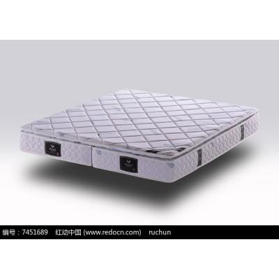 雪貂乳胶床垫 1.8米5cm泰国纯天然进口橡胶垫席梦思床垫