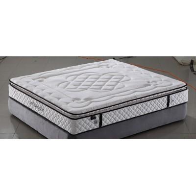 天然乳胶床垫席梦思 品牌酒店家具单人弹簧海绵椰棕垫