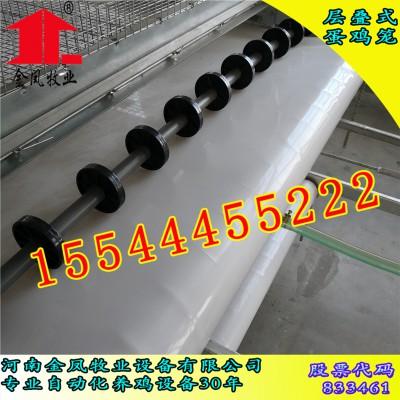成都  金凤鸡笼 5列6层 自动化层叠式养鸡设备