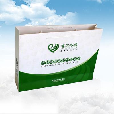 佳和纸制品白卡纸手提袋 手提袋印刷  白卡纸手提袋