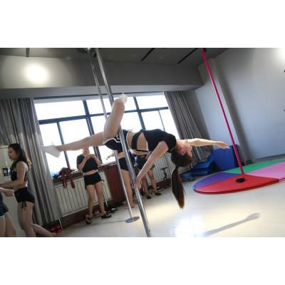 西安华翎钢管舞专业培训学校