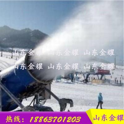 韶华如诗锦绣唯美 人工降雪机 国产造雪机 喷雪机