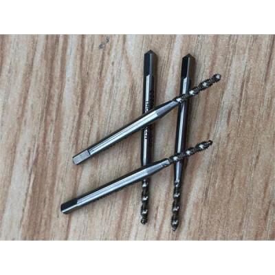 螺旋丝锥进口含钴高速钢2.0小径切削丝攻机用丝锥厂家直销
