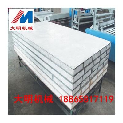 保温板设备复合保温板设备图片fs一体化自保温板设备