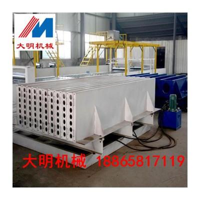 复合保温一体板生产线复合保温板设备图片改性匀质板生产线