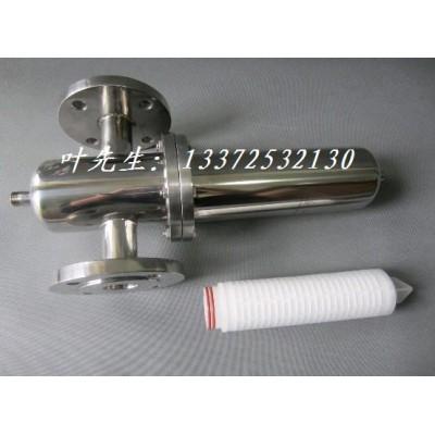制药专用不锈钢过滤器 制药专用蒸汽过滤器