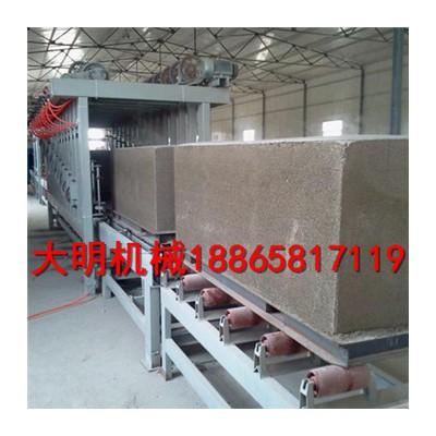 外墙保温一体化设备复合免拆一体板设备憎水珍珠岩保温板生产设备