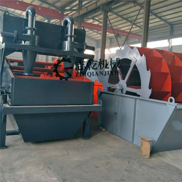 供应细砂脱水回收机 脱水型细沙回收机 小型细沙回收机支持定制