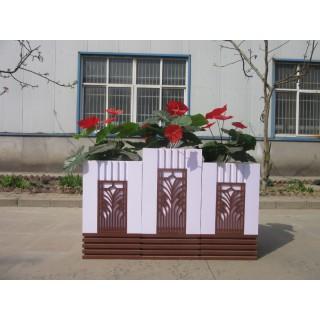 河南塑木花箱,河南木塑花箱,河南木塑花箱厂家