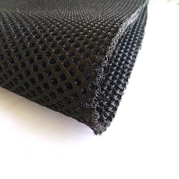 供应3D网布 汽车坐垫床垫里料加厚3D网经编涤纶3D网眼布