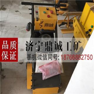 PVC塑胶地板羽毛球场篮球场地铲削机 自行式旧场地铲除机