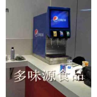 济宁汉堡店可乐机厂家特价送可乐糖浆包