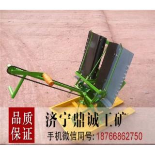 水稻种植插秧机 人力两行手摇式插秧机 双行步退式插秧机