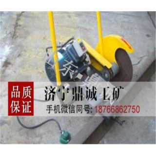 常州DQG-4.0电动钢轨切割机 钢轨切锯机 轨道锯断机