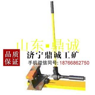 广州手动钢轨钻孔机 手板钻 手持式钢轨钻眼机 铁路工具