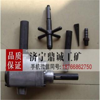 ZK19矿用轨道气钻 气动轨道钻 安全性好气动钢轨钻孔机