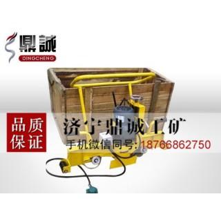 山西阳泉GM-2.2电动仿形打磨机 铁路维修钢轨打磨机