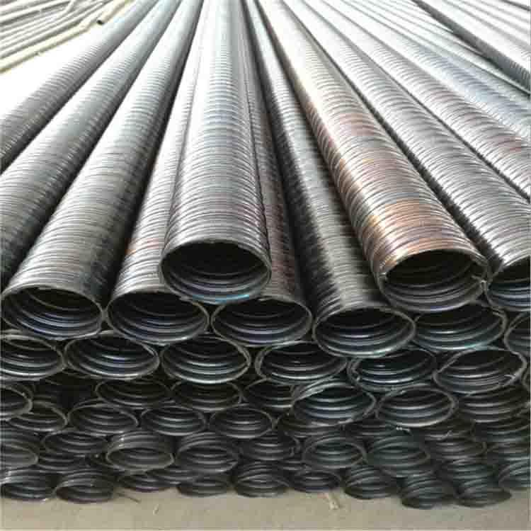 济源预应力镀锌金属波纹管混凝土填充管