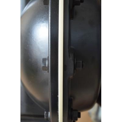 吕梁流量大巷道喷白BQG100厂家出售气动隔膜泵?