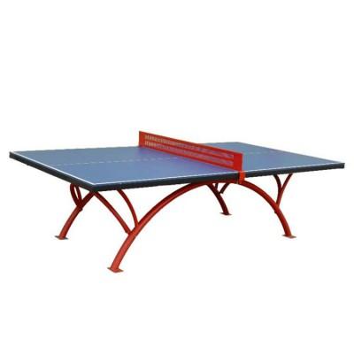 SMC室外乒乓球台面 户外乒乓球台折叠 铁架乒乓台面