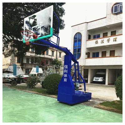 固定篮球架|仿液压篮球架|埋地篮球架厂家