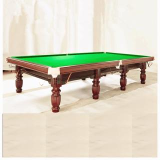 标准美式桌球台美式黑八台球桌 全新美式台球桌工厂