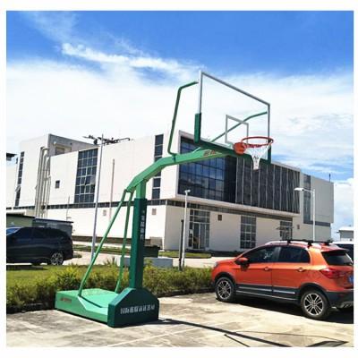 钢化玻璃篮球尺寸篮球板厂家-深圳沙井篮球板