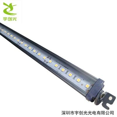 宇创光 广告墙24V氛围打光LED 防水线型投光灯