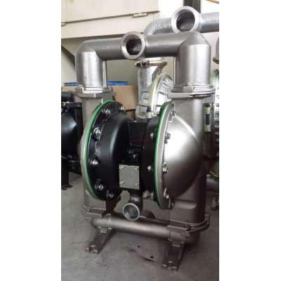 阳泉化工BQG-100/0.3气动隔膜泵自吸厂家长期供应