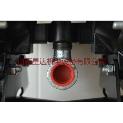 晋城煤泥BQG-350/0.2隔膜泵空转哪里卖