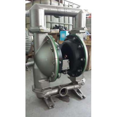 太原煤泥BQG-150/0.2气动隔膜泵空转厂家直销