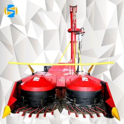 山东大型背负式青储机割台犇牛全自动多功能玉米秸秆青贮机