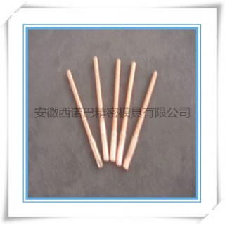 电极螺纹加工,紫铜电极、钨铜电极加工 安徽西诺巴