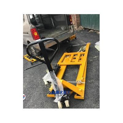 南宁拖车器抬车器规格参数液压移车器