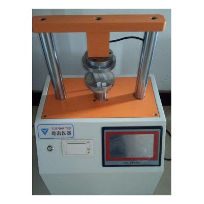 YN-SZ-009触摸屏纸板边压环压抗压测试仪