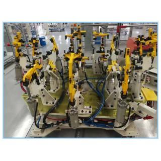 供应非标焊接自动化工装夹具 安徽西诺巴精密模具