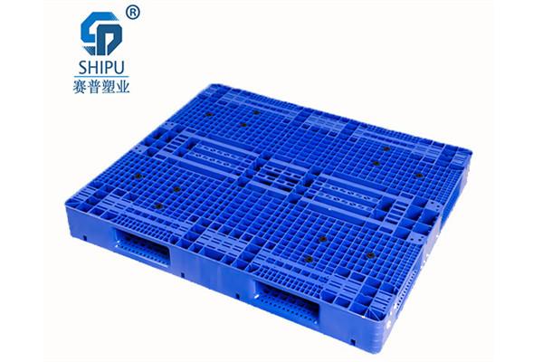 供应1210网格双面型塑料水泥托盘