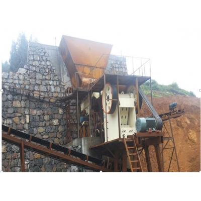 铂思特全套人工制砂生产线设备,石料破碎生产线,石子对辊破石机