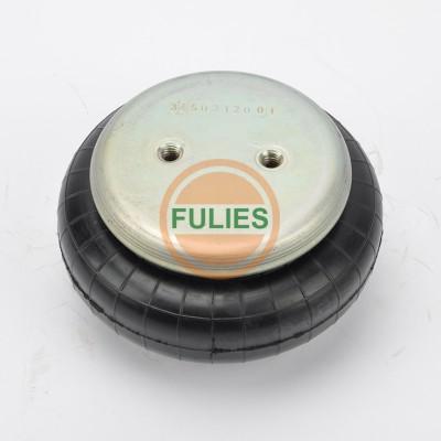 橡胶空气隔震器FD120-20CI提升耐油临沂研发团队