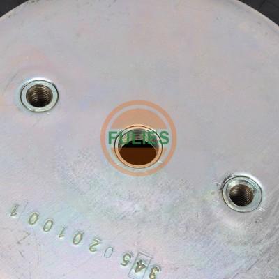 Pneumatis空气弹簧FS120-9G1/4减振高频隔震