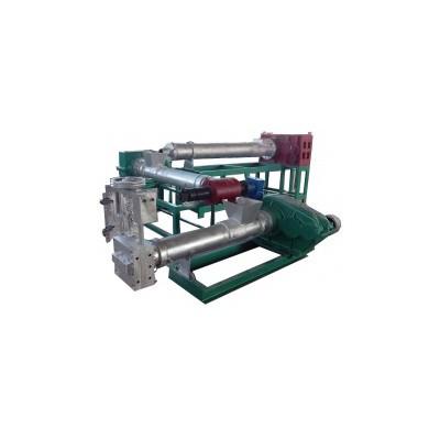 【华诚机械】260型三阶造粒机