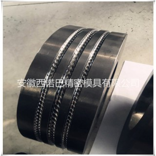 定制 加工钨钢轧辊 优质钨钢滚轮 安徽西诺巴