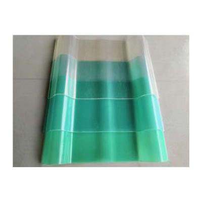潍坊艾珀耐特玻璃钢瓦铁边型采光板于荣光代言图片