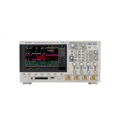 DSOX3104T 示波器:1 GHz,4 个模拟通道