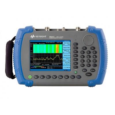 是德科技N9343C 手持式频谱分析仪