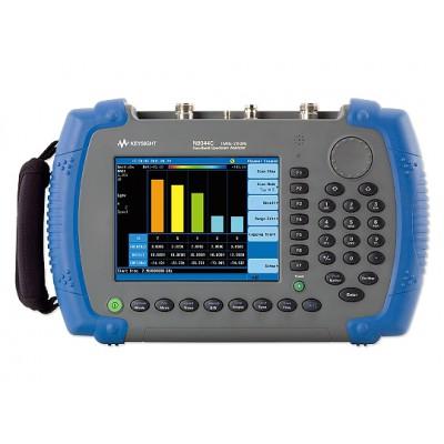 是德科技N9344C 手持式频谱分析仪