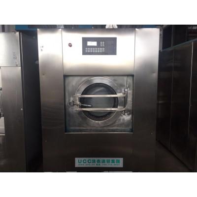 哈尔滨低价出售二手床单烘干机100公斤旧烘干机报价